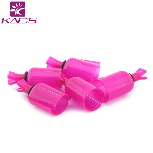 KADS 5pcs/set Gel Soak Off Clip Cap Remover Wrap Nail Art Soak Off Cap Clip UV Lacquer Tool Hot Sale Gel Polish Remover Tool