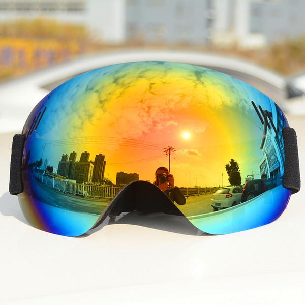 Óculos de esqui Eyewear Snow Blindness UV Óculos De Sol De Proteção Esportes Motocycle Equitação Terno Em Execução Anti-Reflexo Óculos Polaroid