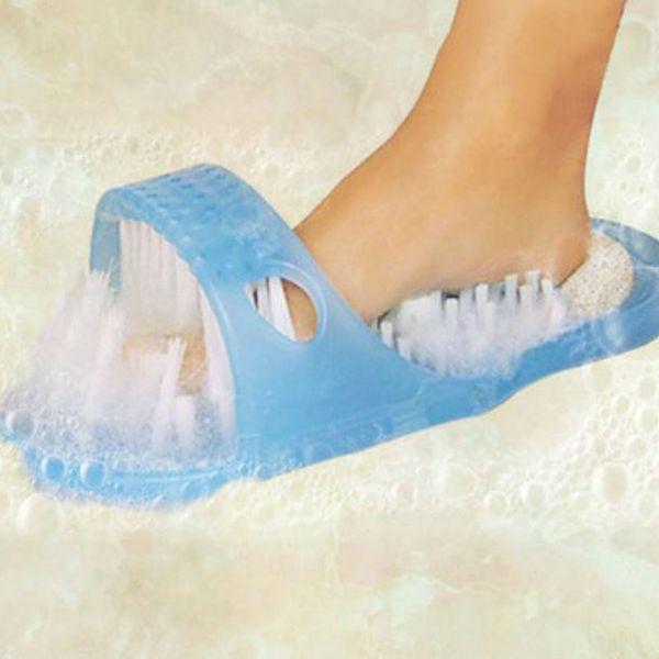 Quente pés banho de
