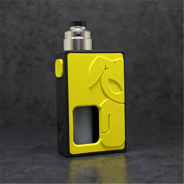 Yellow Mod+SS RDA