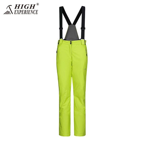 pantalon jaune seulement