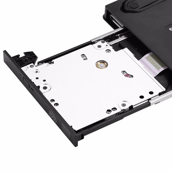Masterizzatore USB 3.0 esterno per masterizzatore DVD / CD Driver portatile sottile per notebook desktop portatile MacBook universale