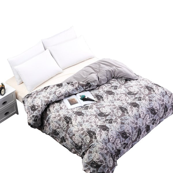 Euro Plant Floral Duvet Cover Set Pillow Cover Bedding Set Single Double Queen King Australia United Kingdom North America Size
