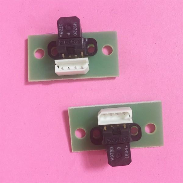Großhandel Tintenstrahldrucker X-Roland Raster-Sensor H9730 Encoder-Board für 180LPI Encoder-Streifen