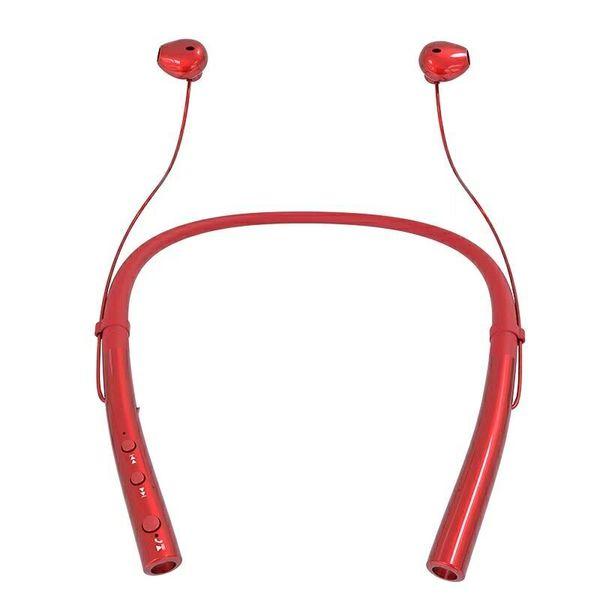 Auriculares inalámbricos Bluetooth con auriculares duales conectados al cuello de la oreja y auriculares montados en la cabeza con teléfono móvil Mini Micro pequeño High-pi