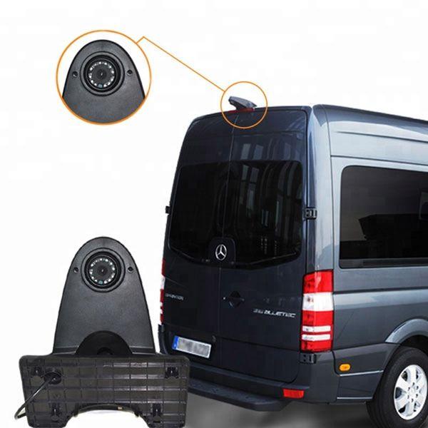 Vardsafe VS701   OEM Replacement Car Factory Backup Camera for Mercedes Sprinter Van   RCA Connector