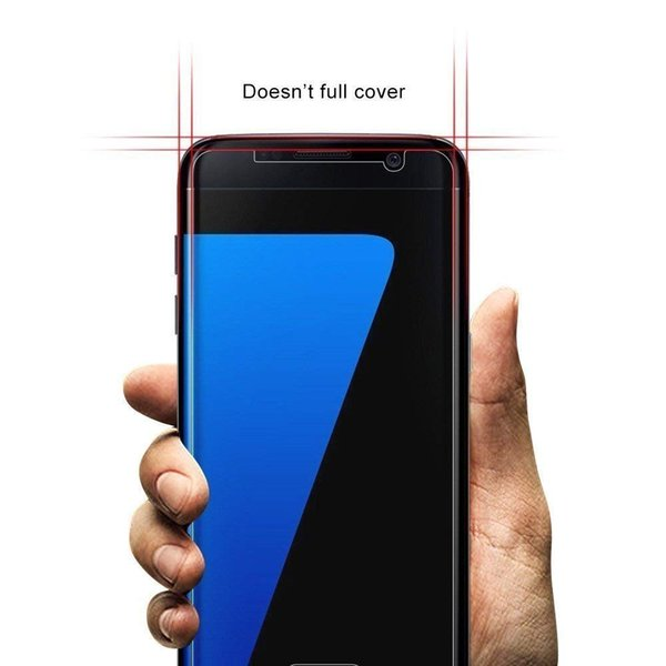 For Samsung S7 edge Film Tempered Glass Screen Protector 9H 2.5D Anti-Shatter Coating for Samsung 7106 N7505/N7508V Note4 7 9 A5 A6