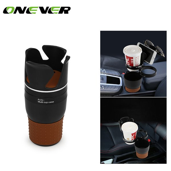 Multi Function Car Phone Holder Storage Box Drink Cup Holder Auto Sunglasses Car Organizer for Coins Keys Phone Stand