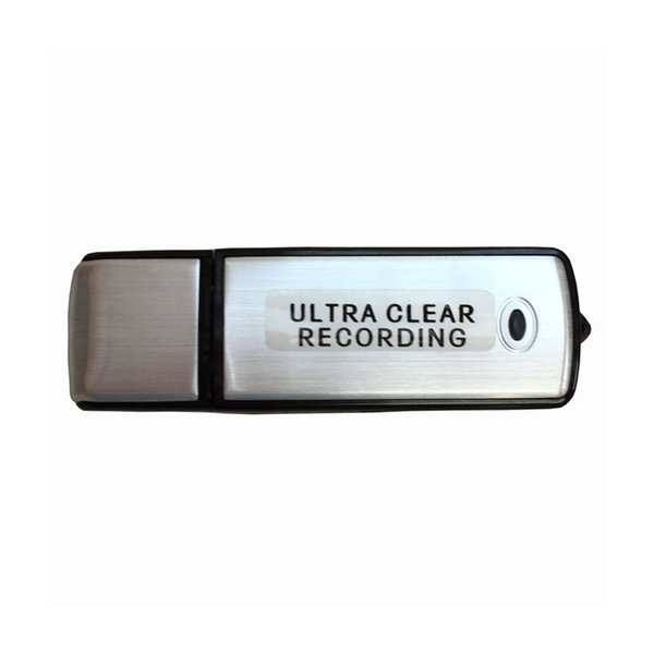 ONLENY 8G 16G Mini registratore vocale audio USB ricaricabile Ultra Clear registrazione dittafono USB Flash Drive per la riunione