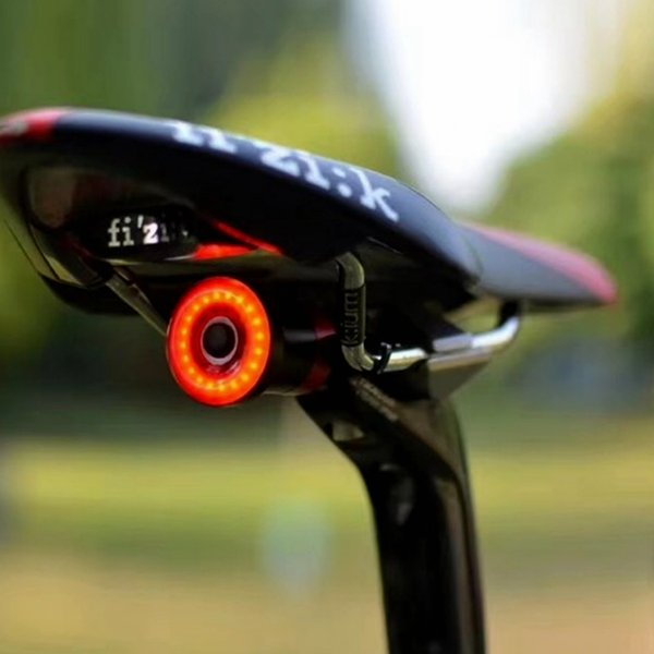Xlite100 Usb Bike Rücklicht laterne Smart Bremssensor Rückleuchten MTB Road Zyklus Hinten Led Wasserdichte Fahrrad Rückleuchten