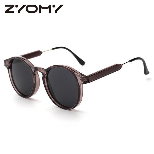 Unisex óculos de sol 2018 nova condução oculos de sol retro rodada designer  de marca óculos 13c30bc3a1