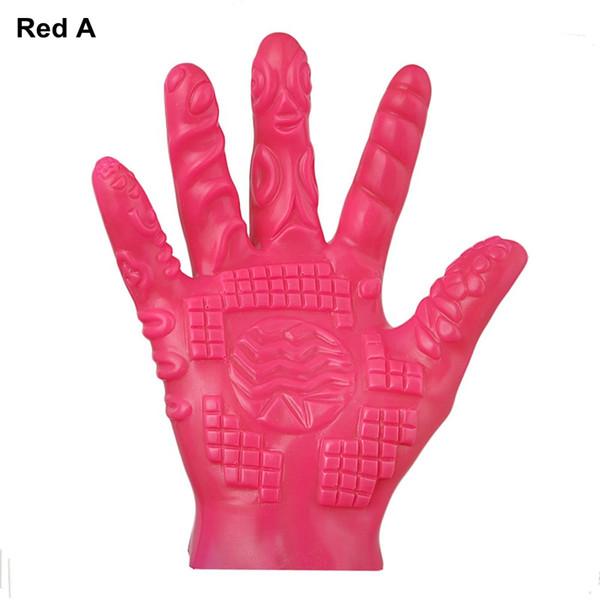 الأحمر أ