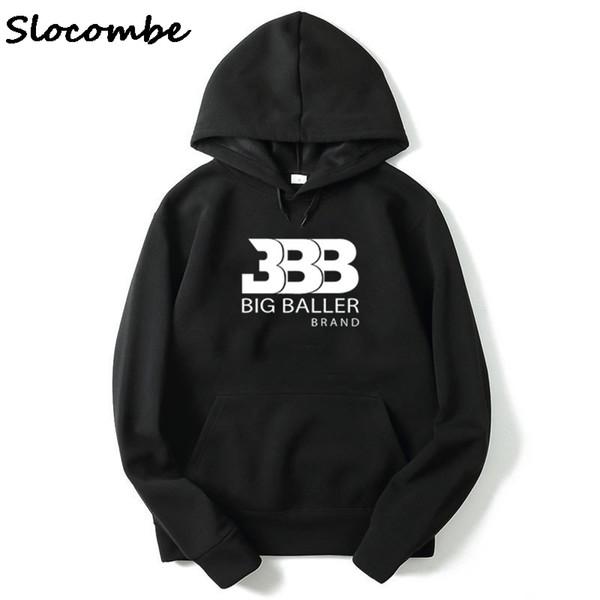 big Baller Men Spring autumn season Hoodies Sweatshirts Size M-XXL