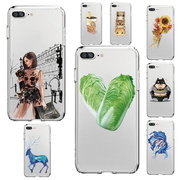 coque chou iphone 7