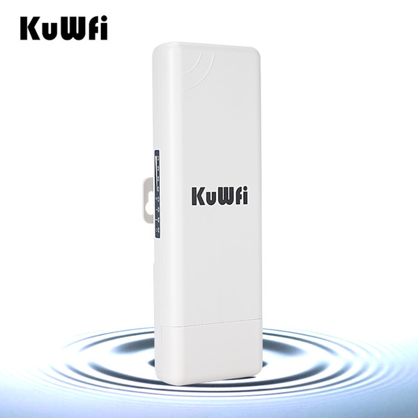 2KM Wireless Outdoor CPE WIFI Router 150Mbps Access Point AP Router 1000mW WIFI Bridge Extender Support WDS