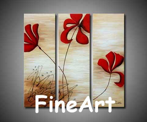 2019 Handmade Painting Flower Abstract Art Canvas Contemporary Art Oil Painting Discount Wall Painting Ideas Home From Kungfuart 41 04 Dhgate Com