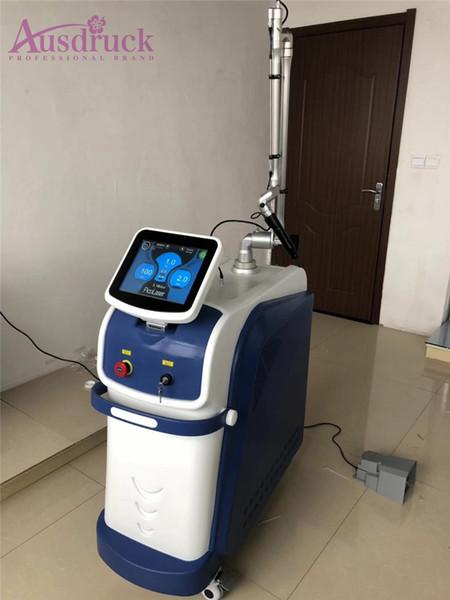 Real pico laser picosecond vertical yag laser removal scars tattoo remove acne remove machine korea pico q-switch picosure beauty equipment