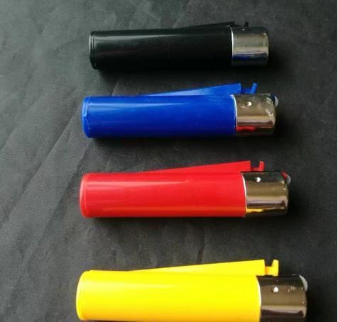 Briquets Boîte De Rangement Bongs En Verre Accessoires, Pipes De Fumer De Verre coloré mini multi-couleurs Pipes De Main Meilleur Cuillère De Verre Pipe