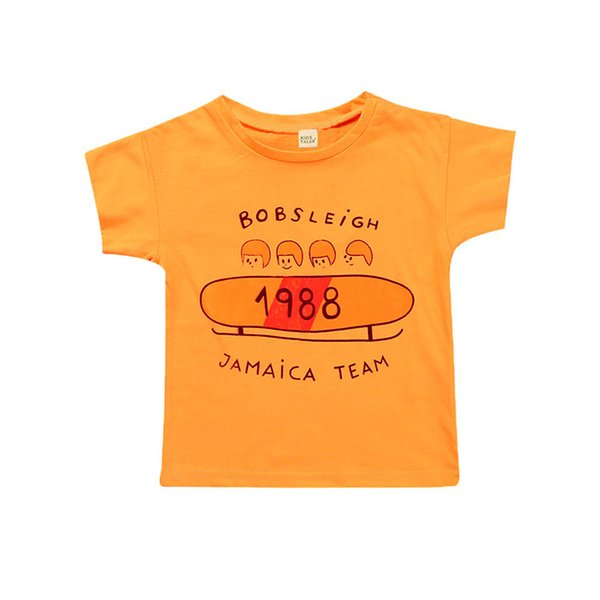 New Bobo Choses Kids Baby Cotton T -Shirt Tops Boys Girls Tee T Shirt Children Tshirt Toddlers Baby Clothing Summer Clothes