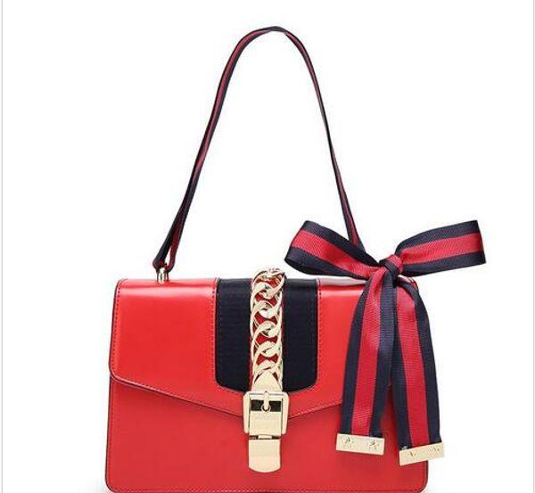 Art- und Weiseschultertasche klassische Hardwarekette heißer Verkauf neue Frauentaschenhandtaschen Totebeutelkuriertasche Großhandelseinzelverkauf Freies Verschiffen