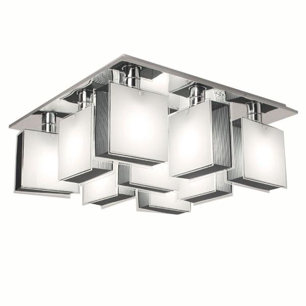 Modern Creatived Glass Desk Living comedor Luz de techo Punk Dynaudio Comedor de lujo Lámpara de techo Sala de estudio Restaurante Luces de techo