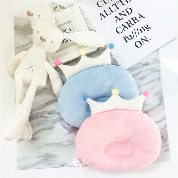 Baby Pillows Infant Crown Design Sweet Cute Princess Pillow Children Room Decoration Mix Color
