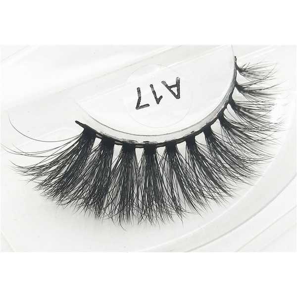 2018 3D False Eyelashes 22 Styles Handmade Beauty Thick Long Soft Lashes Fake Eye Lashes Eyelash Gift Box Package