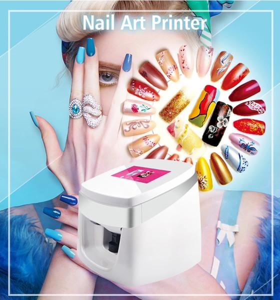 Hot Sale Auto Digita Nail Printer Price / Digital Nail Art Machine For Sale With Free Shipping