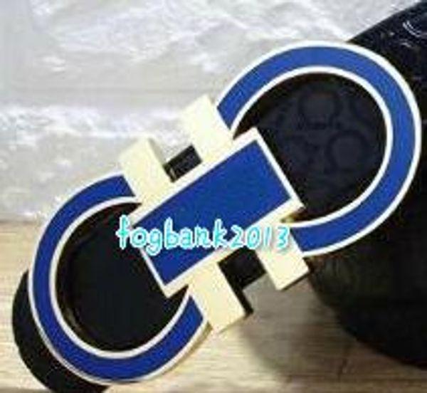 blue buckel