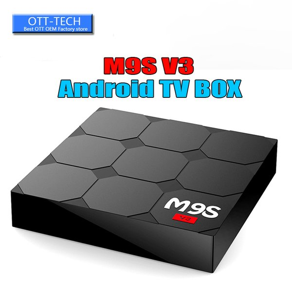 M9S V5 V3 4K Android 6.0 TV BOX Rk3229 Quad Core 1GB RAM 8GB ROM With HDMI Wifi OTT IPTV Smart TV Boxes Free wifi HDMI BOX