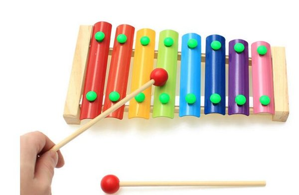 Hand Knocking Piano