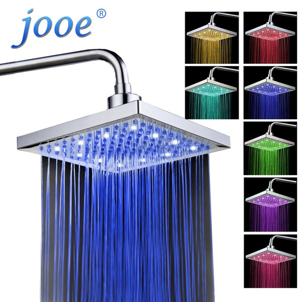 Lighted Shower Head Changes Color Temperature Coupons Promo Codes