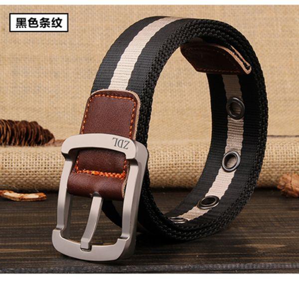 belt outdoor tactical belt men&women high quality canvas belts for jeans male luxury casual straps ceintures