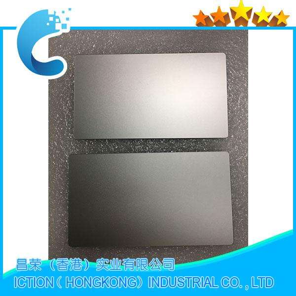 Orijinal Yeni Gümüş A1706 A1708 macbook PRO Retina Için touchpad Trackpad 13 Inç A1706 A1708 Dokunmatik Ped Parça Pedi 2016 Yıl