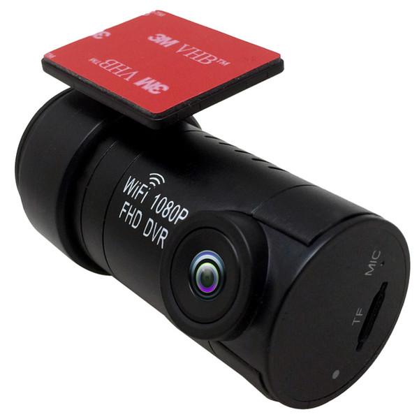 2016 New HD 1080p Novatek 96655 Mini Car DVR DVRS Video Recorder Camera Dash Cam Black Box 30fps G-Sensor WIFI App MIC WDR