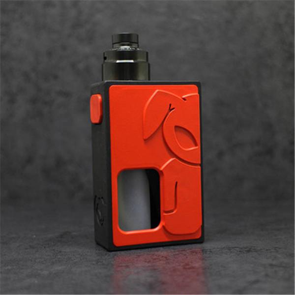 Red Mod+Black RDA