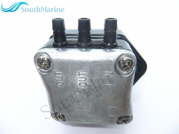 Conjunto de bomba de combustible para motor de barco para Yamaha Mercury 826398T 3 62Y-24410-04-00 62Y-24410 4 tiempos 25HP 30HP 35HP 40HP 45HP 50HP 55HP 60HP Fueraborda