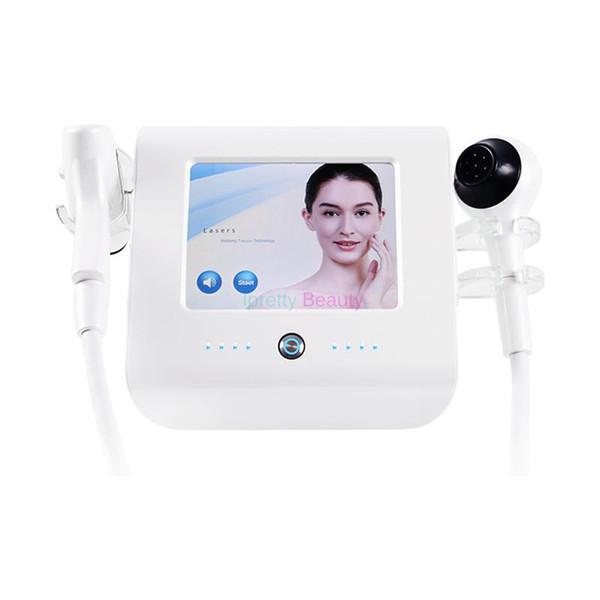 Pele portátil do Rf que aperta o uso de levantamento facial do salão de beleza do RF da remoção da máquina do RF da remoção do enrugamento