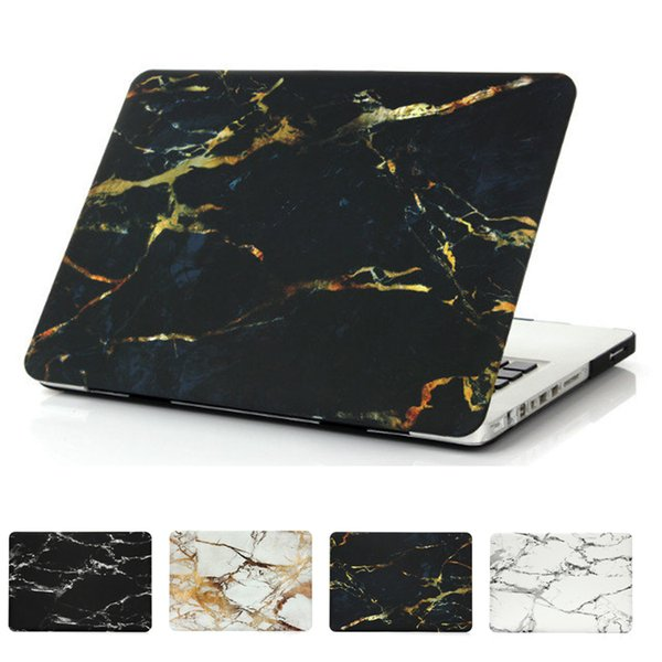 NEW Marble Texture Case For Apple Macbook Air Pro Retina 11 12 13 15 laptop bag case For Mac book Air 13 Pro 13 Retina13 15 case