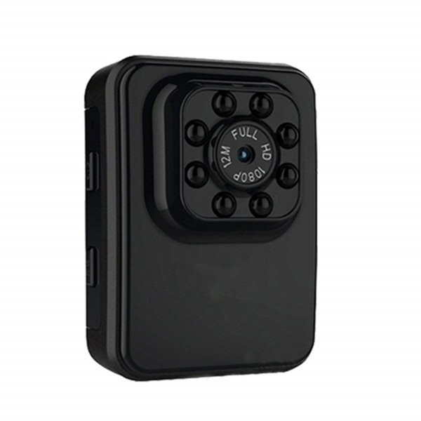 New HD 1080P Mini Sport Camera with Night Vision Camera 12MP Car Security DVR Motion Activated Video Recorder Mini Camcorder Free Shipping