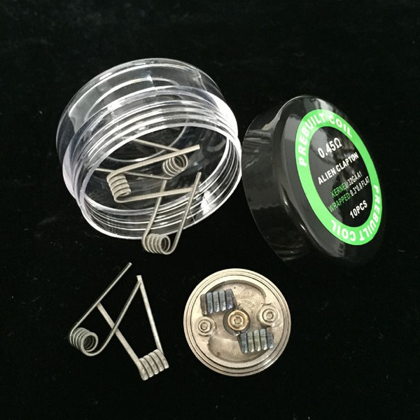 Kanthal A1 Kanthal Wire 34 32 30 28 27 26 24 22 21 20 19 Pre-built ...