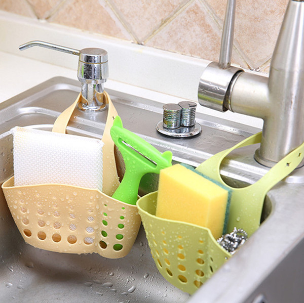 2019 PVC Hanging Kitchen Storage Draining Basket Rack Wash Soap Cloth Clean  Ball Shelf Organizer Gadget Accessories Supplies Products From Tracylu001,  ...