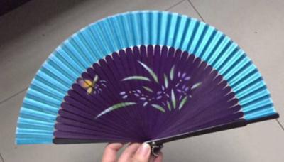 purple fan bone