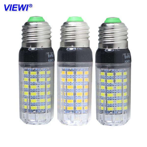 Viewi 5x bombilla led E27 E14 E12 bulb lights 110v 220v 14 watts super bright 5630 69 leds energy saving lamps for home lighting