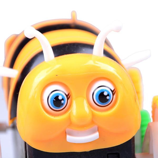 2017 Voitures électriques Rapid Dump Trucks Enfants Véhicule Jouet Jouet Cadeaux Pour Garçon enfants Bee Dumpers Puzzle Voitures Livraison gratuite