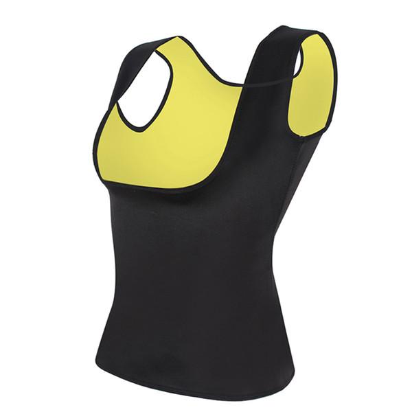 Sportes Suit Women Sweat Women Neoprene Body Shaper Slimming Waist Slim Trainer Vest T shirt Clothing shapewear Arrivals