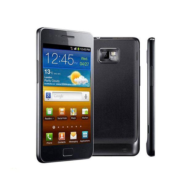 Goophone i9100 Dual SIM 4.3 inch Dual Core 1GB RAM 16GB ROM 8MP with GPS bluetooth with box