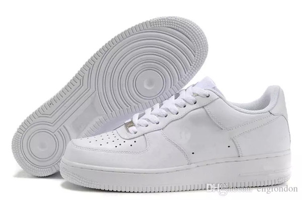 Großhandel NIKE Air Force 1 Leather AF1 2019 FORCE ONE 1 I Airmax Airmaxs N6 Wholsale Freizeitschuhe Designer Sneakers Best Luxus Schuhe Top New