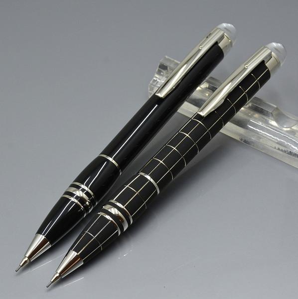 Luxus-Mon-Marke Stern-Walke Kristallspitzebleistift-Drehbleistiftbriefpapier-Schule Bürobedarf kann 0.7mm spezielle Schreibensbleistifte löschen