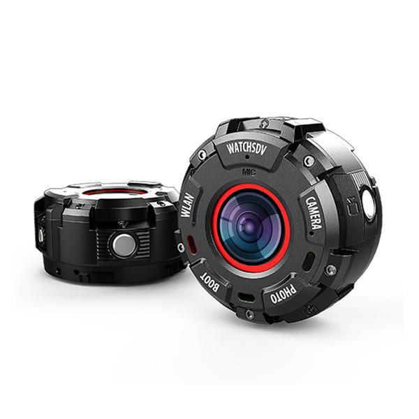 S222 Spor Çoklu çekim modecamera Tri geçirmez spor kamera HD 1080 P Düşük ışık çekim akşam video daha heyecan verici